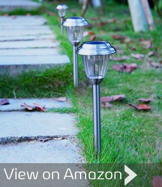 Stadium Lights Solar: Best Solar Garden Lights