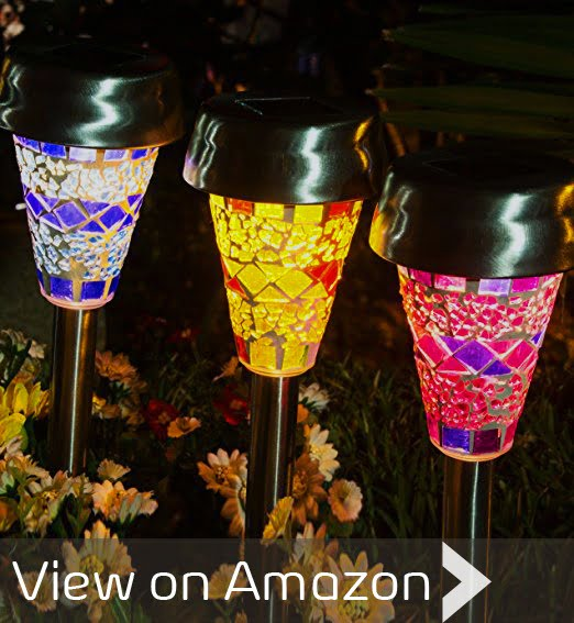 garden lights best solar garden lights 2017 review and buying guide our