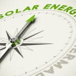 solar energy world use