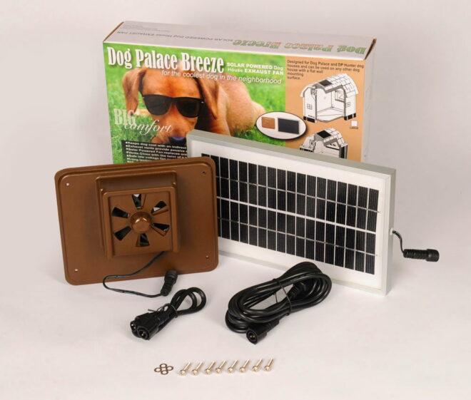 Solar Dog houses
