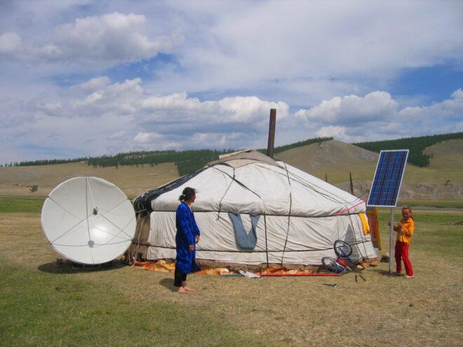 Solar Huts