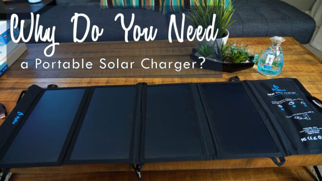 Why do you need a Portable Solar Charger