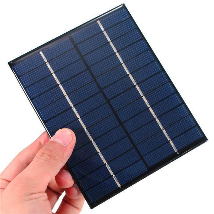 small solar panel polycrystalline