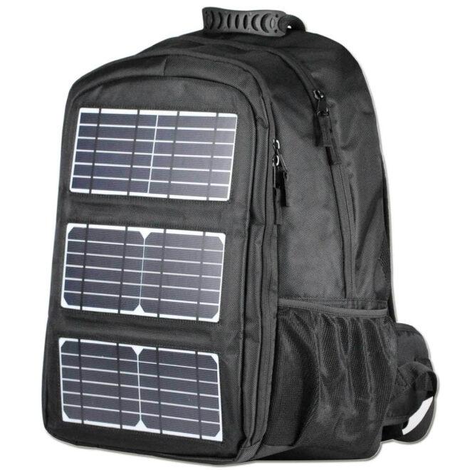 ECEEN Solar Backpack High Capacity 48L