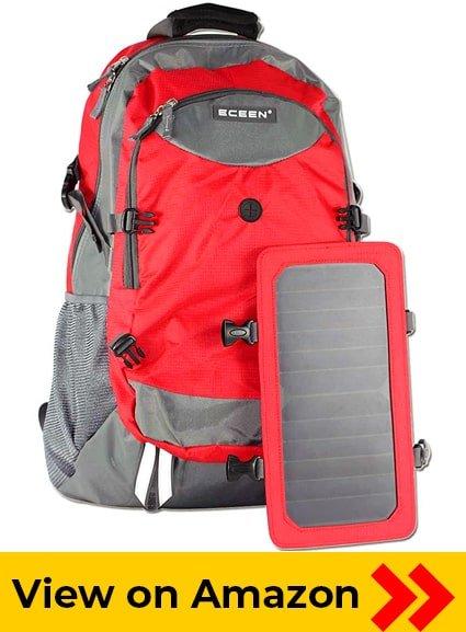 ECEEN Solar Backpack 7W Solar Panel