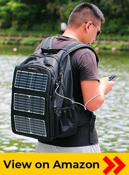 ECEEN Solar Hiking Backpack