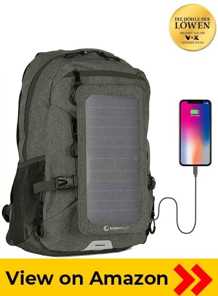 SUNNYBAG Explorer+ Solar Powered pack