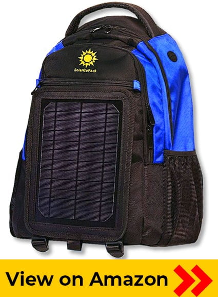 The 7 Best Solar Backpacks 2021 (That Will Satisfy You) 12